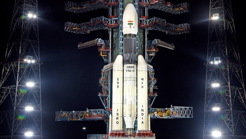 Hindistan'ın Ay'a seyahati son anda ertelendi