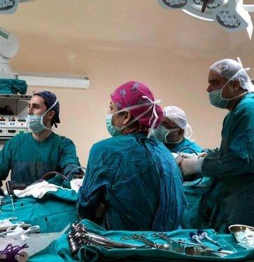 Dünyada ilk! Türk doktorlar bir ilke imza attı!