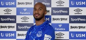 Delph resmen Everton'da