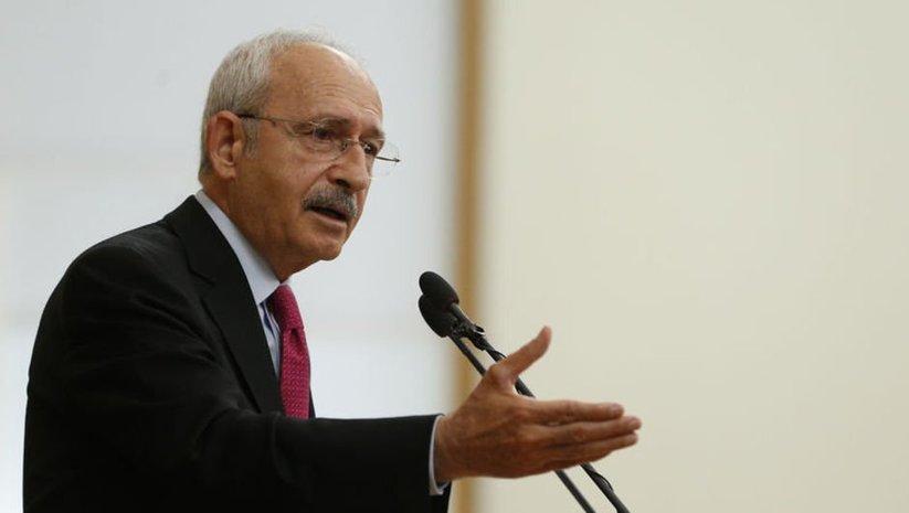 Kılıçdaroğlu: FETÖ'nün siyasi ayağının aydınlanması lazım