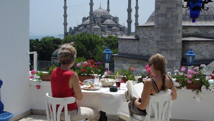 Son dakika: İstanbul'da tarihi rekor! 5 ayda 5.4 milyon turist geldi