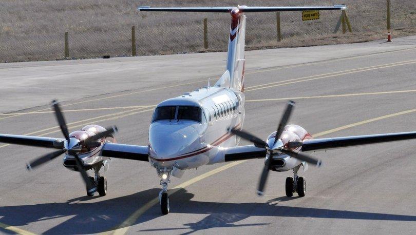 Havadan Fotoğraf Çekim Uçağı