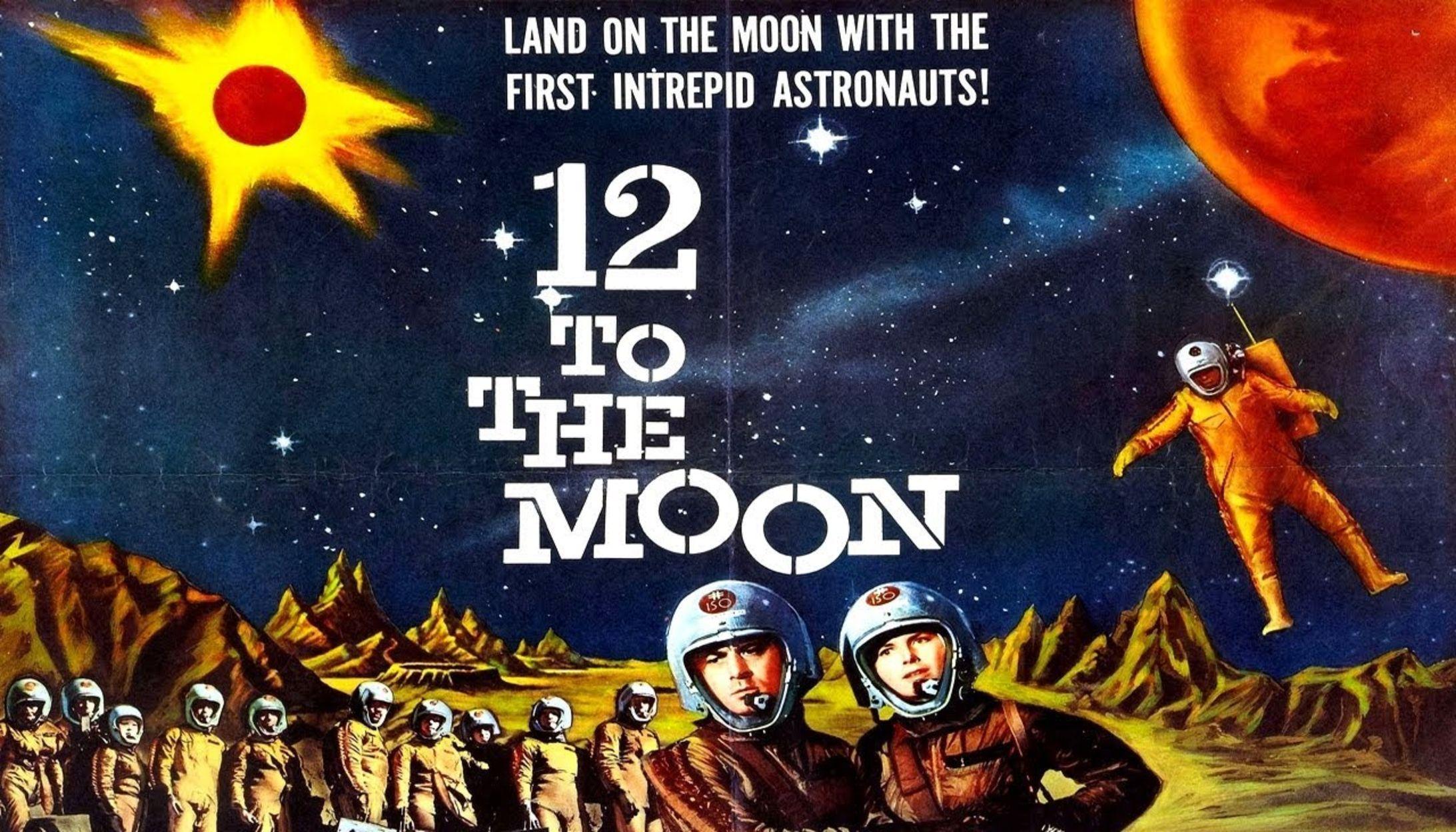 1960'da çekilen 'Ay'a 12 Adam'da Muzaffer Tema, 'Dr. Selim Hamid'i canlandırdı.