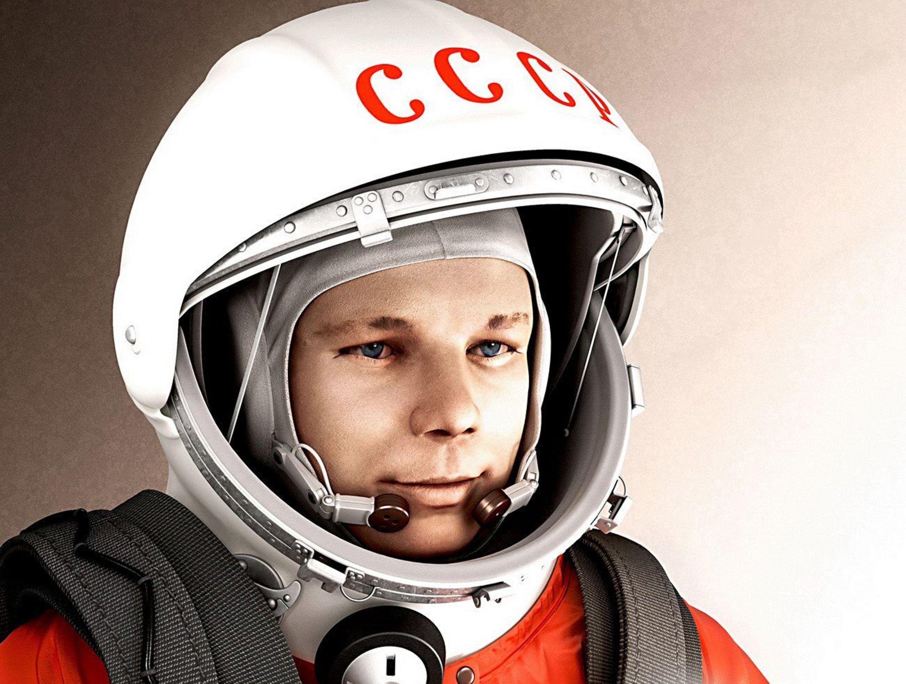 Yuri Alexeyevich Gagarin
