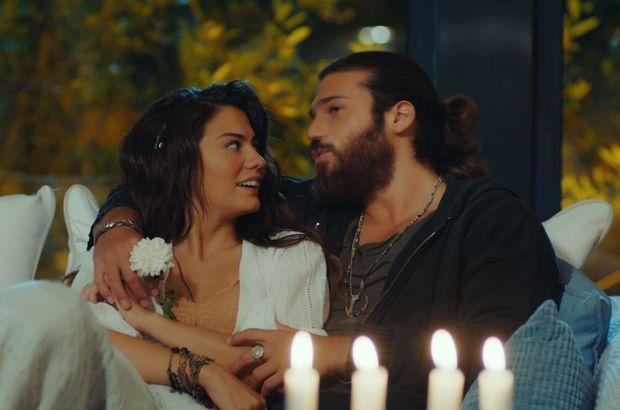 Can ile Sanem'in romantik anları!