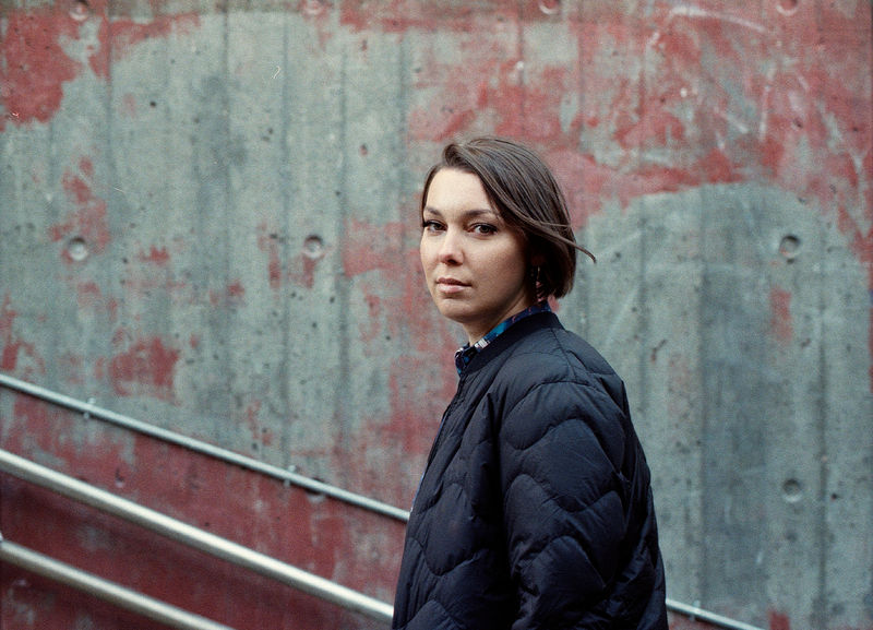DJ Anastasia Kristensen