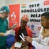 Türk doktorlar Nijer'de şifa dağıtıyor