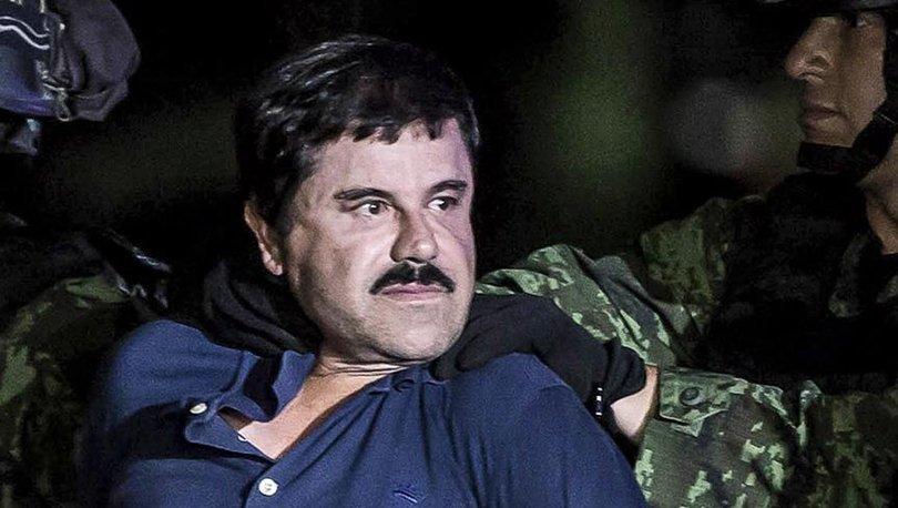 Son dakika haberi... 'El Chapo'ya ömür boyu hapis!