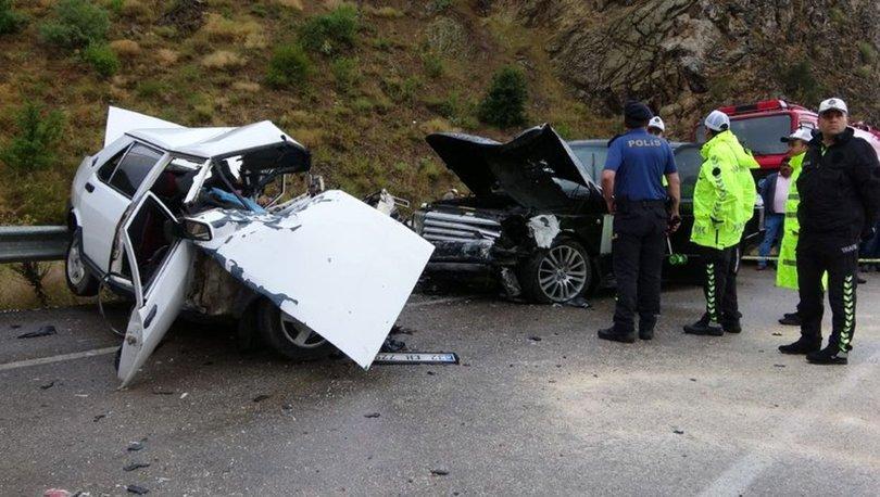 Isparta'da korkunç kaza: 3 ölü, 1 yaralı