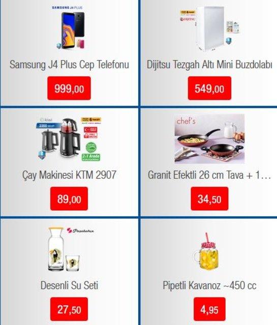 BİM 19 Temmuz 2019 Aktüel ürünler kataloğu yayımlandı! BİM'de Cuma günü hangi ürünelr satışa çıkıyor