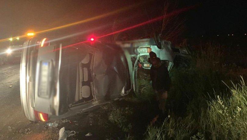 Kahramanmaraş trafik kazası