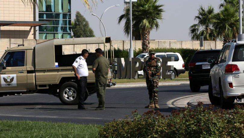 Son dakika! Erbil'deki saldırıda yaralanan kişi hayatını kaybetti - Haberler