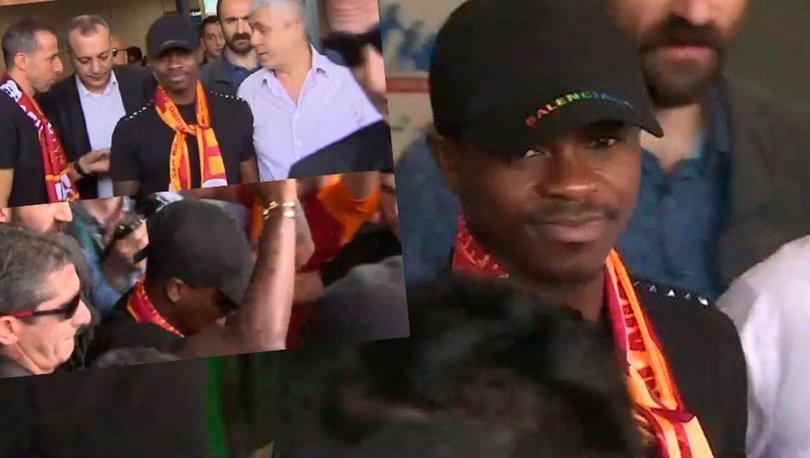 Son dakika Galatasaray transfer haberi! Jean Michael Seri, İstanbul'a geldi
