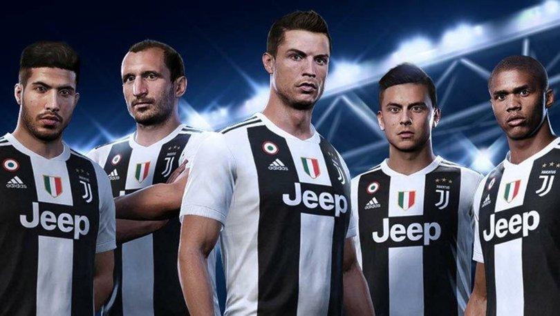 Juventus FIFA 20 oyununda yer almayacak