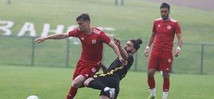 Sivas - Malatya maçına sis engeli!