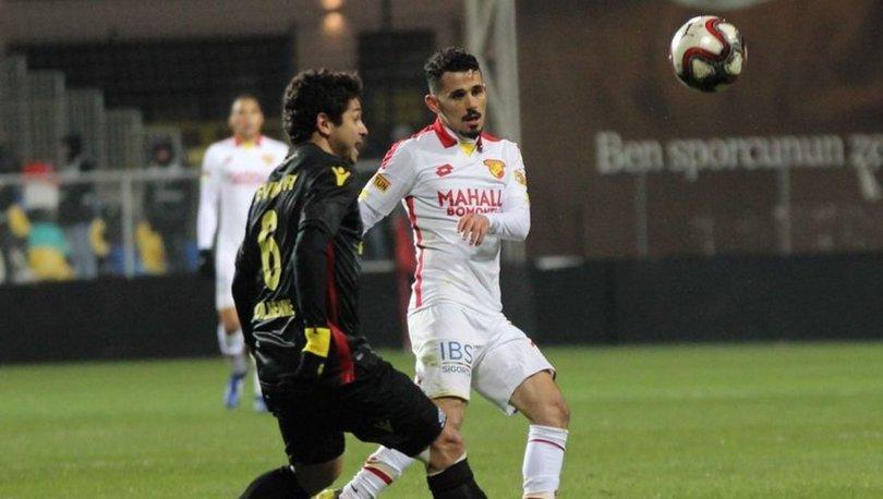 Guilherme, 2 yıl daha Yeni Malatyaspor'da