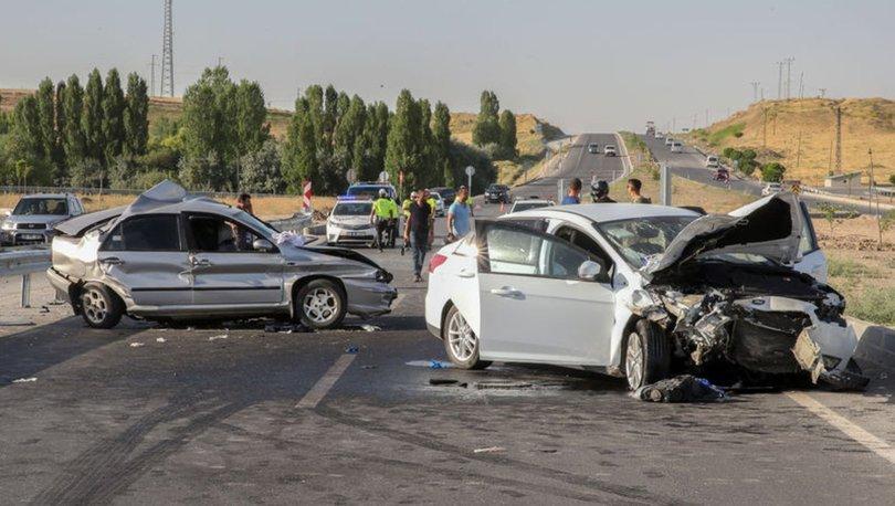 Van'da trafik kazası! 6 yaralı