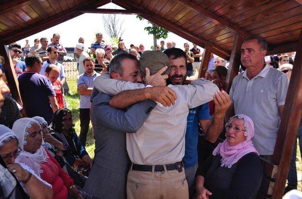 Tunceli'de terör kurbanı aileler için yardım kampanyası