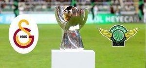 Süper Kupa'da tribünler belli oldu!