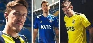 Fenerbahçe'nin yeni formaları tanıtıldı!