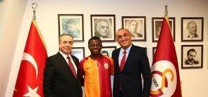 """""""Galatasaray'da olmak heyecanlı"""""""