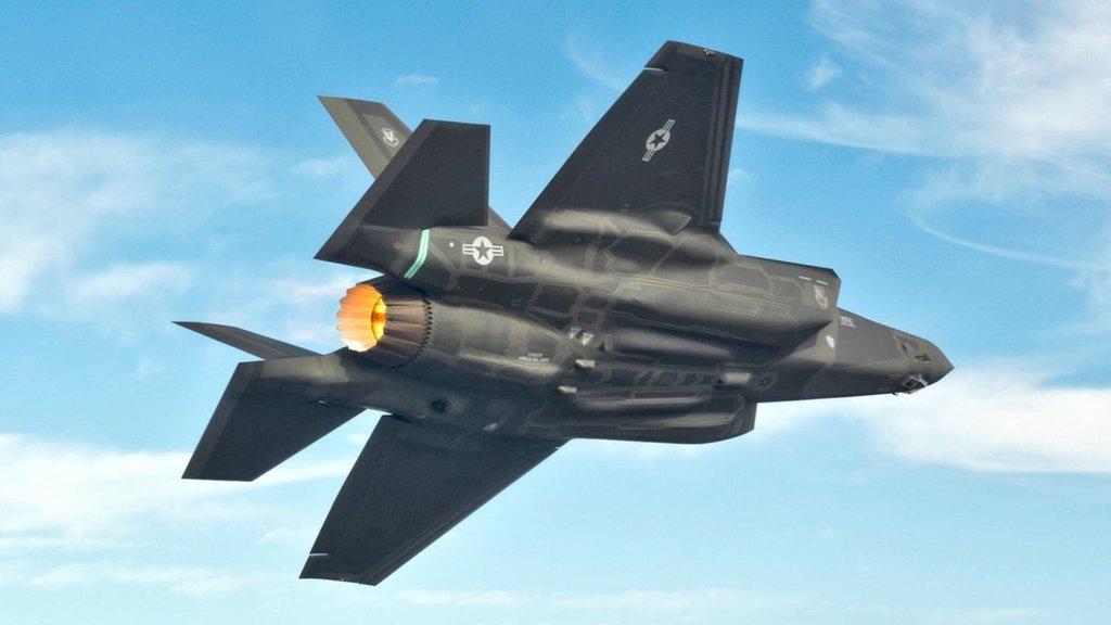 Savunma Sanayii Başkanlığı'ndan F-35 açıklaması