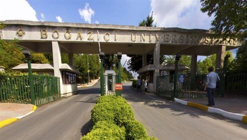 Boğaziçi üniversitesi taban puanları 2019