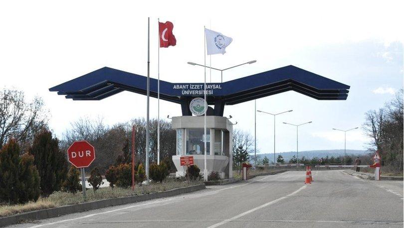 Abant İzzet Baysal Üniversitesi taban puanları 2019! İşte Abant İzzet Baysal Üniversitesi başarı sır