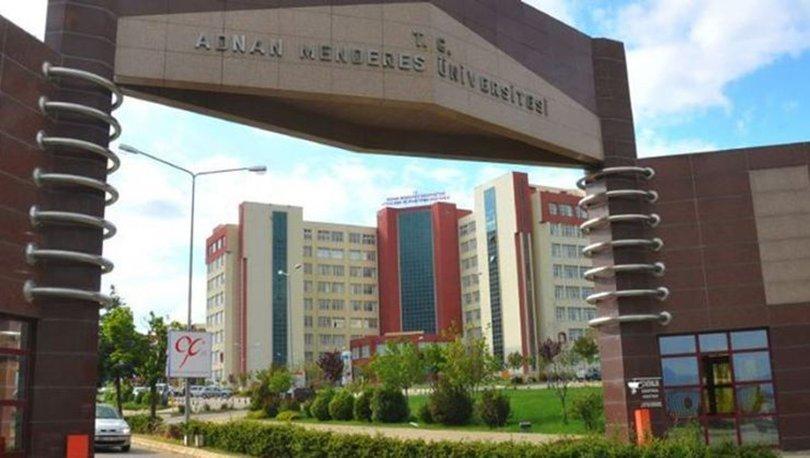Adnan Menderes Üniversitesi taban puanları 2019! İşte Adnan Menderes Üniversitesi başarı sıralaması