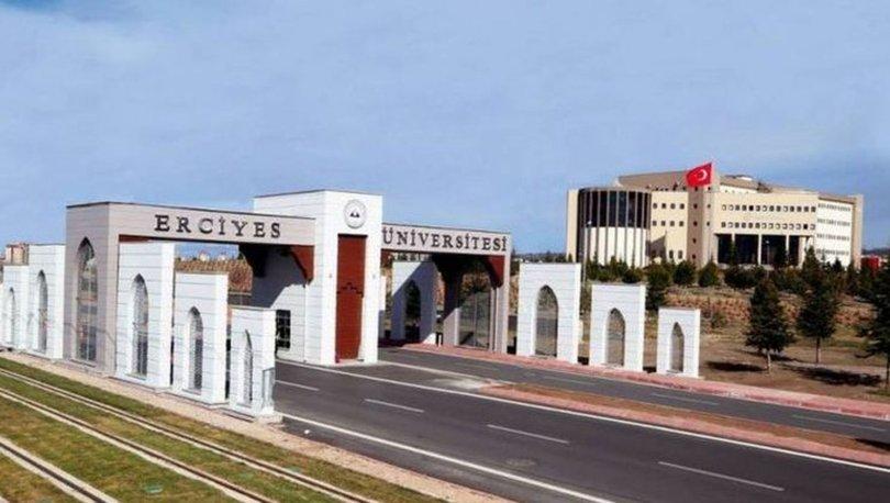 Erciyes Üniversitesi taban puanları 2019! İşte Erciyes Üniversitesi başarı sıralaması