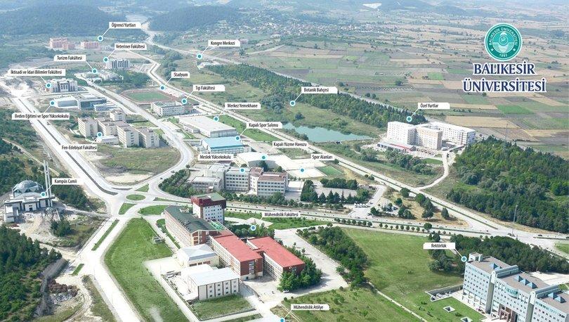 Balıkesir Üniversitesi taban puanları 2019! İşte Balıkesir Üniversitesi başarı sıralaması