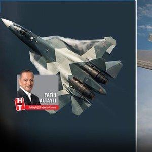 TÜRKİYE İÇİN F-35 Mİ SU-57 Mİ?