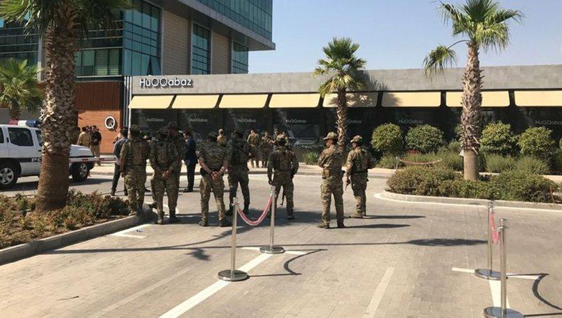 Erbil saldırısı