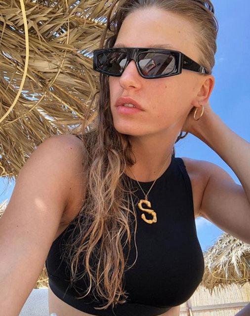 Serenay Sarıkaya'dan bikinili tatil pozu - Magazin haberleri