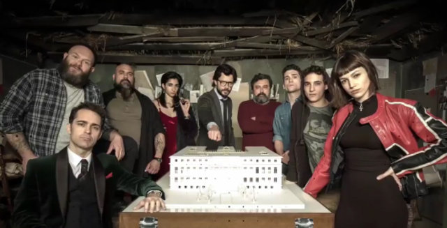 La Casa de Papel'de 'Ankara' sürprizi! Dizinin senaristi açıkladı - Magazin haberleri