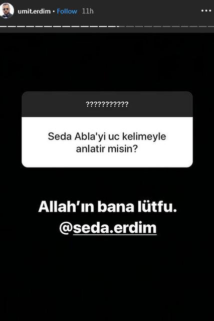 Ümit Erdim: Seda Allah'ın bana lütfu - Magazin haberleri Instagram