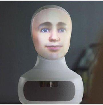 İş görüşmelerini yapay zekâlı robot yapmaya başladı