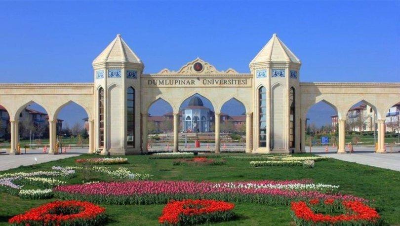 Dumlupınar Üniversitesi taban puanları 2019! İşte Dumlupınar Üniversitesi başarı sıralaması