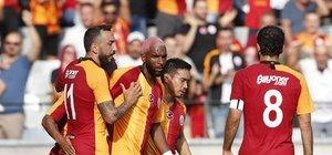 Galatasaray öne geçti!