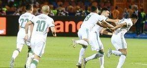 Afrika'da şampiyon Cezayir!