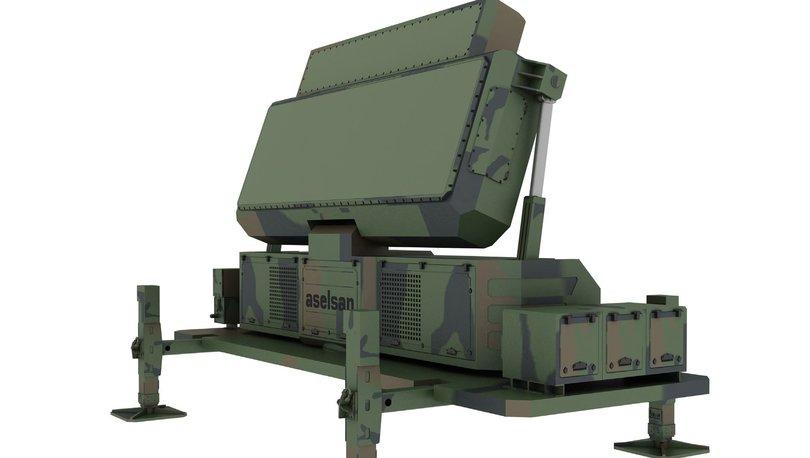Erken İhbar Radar Sistemi ve Silah Tespit Radarı