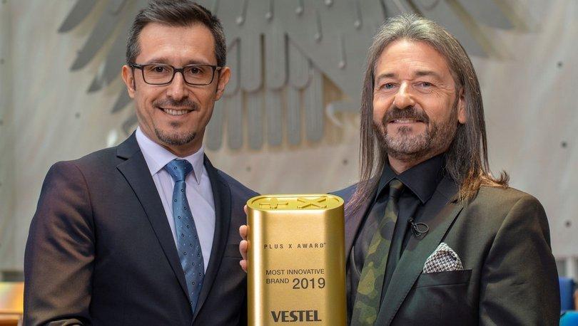 Vestel 'En Yeniklikçi Marka' seçildi