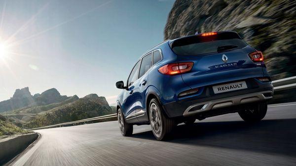 - Renault Kadjar