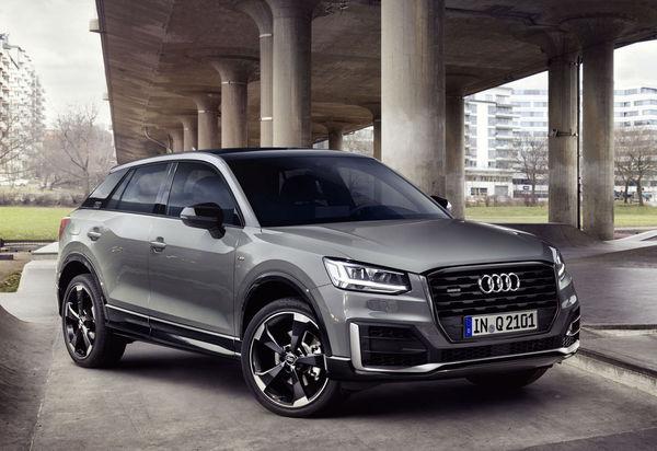 - Audi Q2