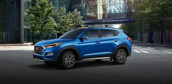 - Hyundai Tucson