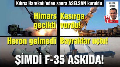 ABD'den Türkiye'ye silah ambargosu
