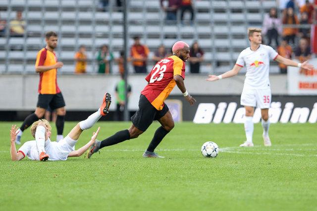 Galatasaray: 2 - Leipzig: 3 MAÇ ÖZETİ VE SONUCU