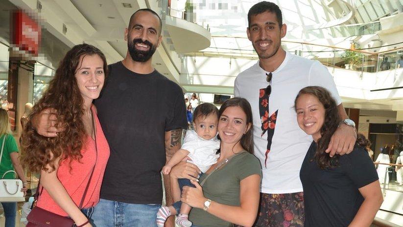Basketbolcu Ahmet Düverioğlu'nun alışveriş turu - Magazin haberleri