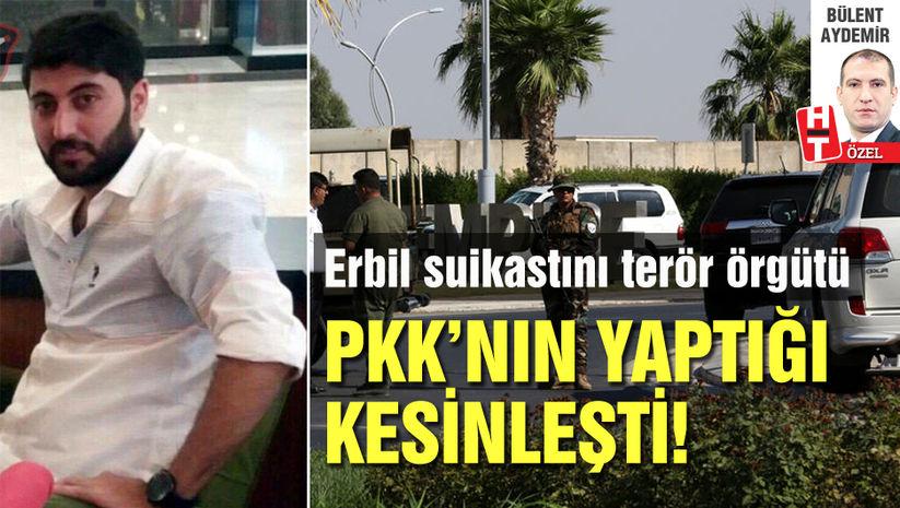 Son dakika... Hain Erbil suikastını terör örgütünün yaptığı kesinleşti! - Haberler