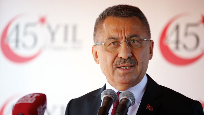 Son dakika... Cumhurbaşkanı Yardımcısı'ndan Doğu Akdeniz açıklaması!
